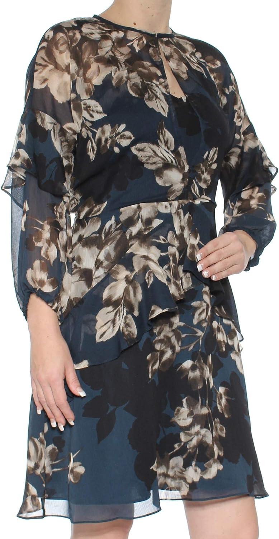 RACHEL Rachel Roy womens Keyhole Dress