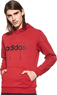 adidas Mens M BRILLIANT BASICS HOODY SWEATSHIRTS