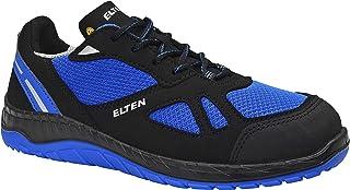 ELTEN MALCOLM blue Low ESD S1P - trampki bezpieczeństwa Mężczyźni