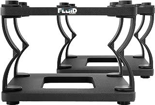 Fluid Audio DS8 Desktop Monitor Stands (Pair) - Black