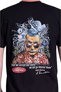 Rietveld Al's Brain Waves Classic Mens Short Sleeve T-Shirt