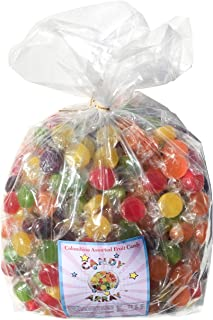Colombina Assorted Fruit Hard Candy - 5 Full Pounds
