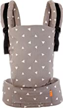 Tula Free-to-Grow TBCA7G79 Sleepy Dust Baby Carrier - Adjustable in Width and Height for Babies from 3.2 to 20.4 kg Withou...