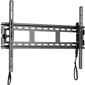 "Sanus Low Profile Tilt TV Wall Mount For 37"" - 80"" LED, LCD & Plasma Flat Screen TVs - MLT14-B1"