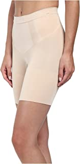 SPANX Women's Oncore Mid-Thigh Compression Tummy Control Short