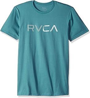 RVCA Men's Blinded Short Sleeve T-Shirt
