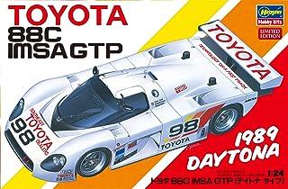 ハセガワ 1/24 トヨタ 88C IMSA GTP (デイトナ タイプ) プラモデル 20442