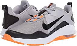 Wolf Grey/Black/Total Orange/Cool Grey