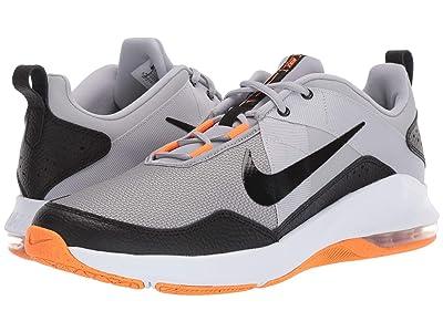 Nike Air Max Alpha Trainer 2 (Wolf Grey/Black/Total Orange/Cool Grey) Men