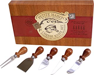 Wildly Delicious Cheese Knife Gift Set