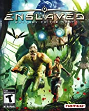 Enslaved - Odyssey to the West PS3 Instruction Booklet (Sony Playstation 3 Manual Only) (Sony Playstation 3 Manual)