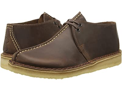 Clarks Desert Trek (Beeswax Leather) Men