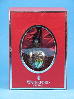 Waterford Crystal 2012 Lismore Annual Ball Ornament