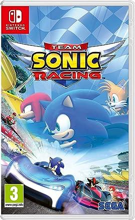 Team Sonic Racing (Nintendo Switch) (UK)