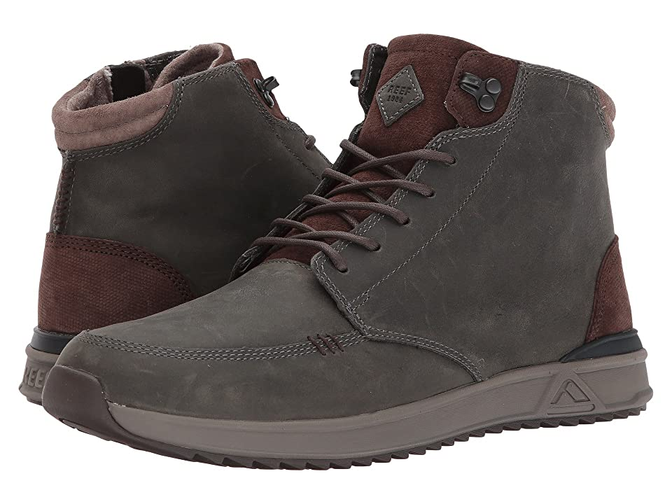 Reef Rover Hi Boot WT (Charcoal/Brown) Men