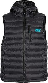 OX Tools OX-W550303 OX Gilet rembourré côtelé Noir Taille M