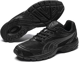 Puma Unisex's Axis Black-Asphalt Sneakers