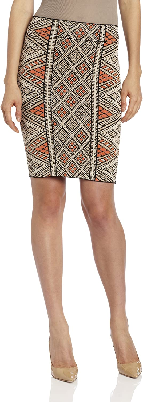 BCBGMAXAZRIA Women's Carmel Sweater Skirt