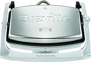 Breville VST071X-01 Sandwichmaker, panini-pers, keramiek, helder