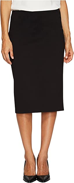 Vince Camuto Specialty Size Petite Ponte Pencil Skirt