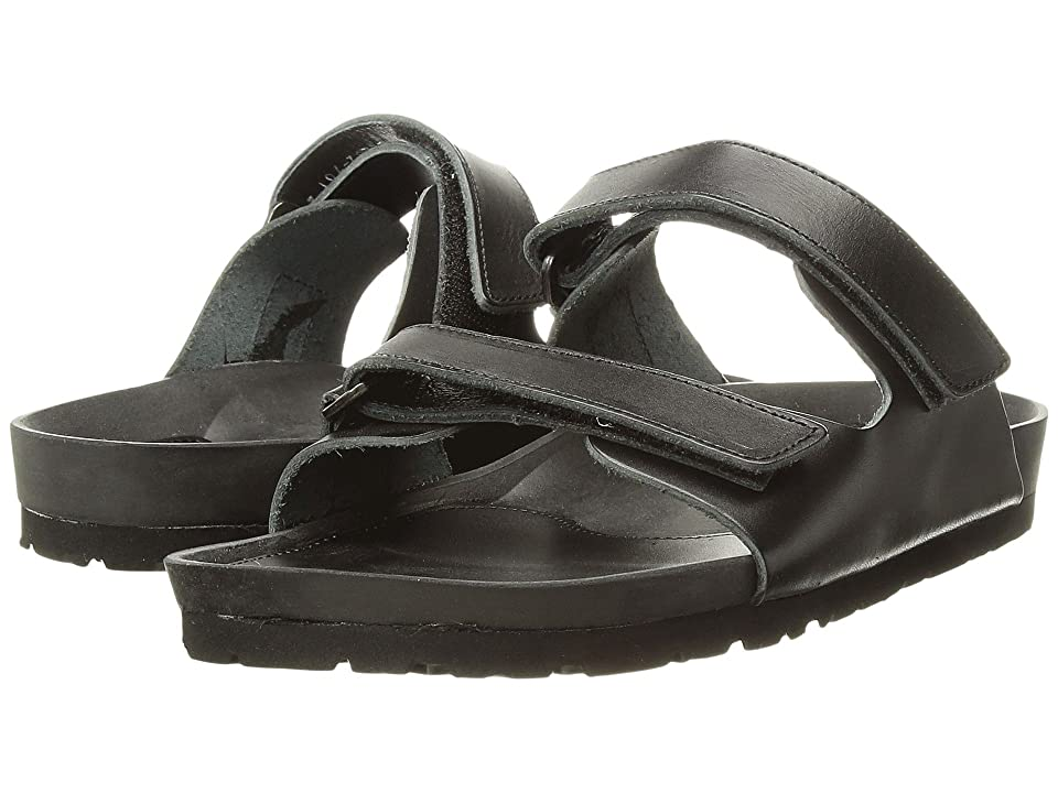44ab4446e Y s by Yohji Yamamoto Hook-and-Loop Sandals (Black) Women s Sandals