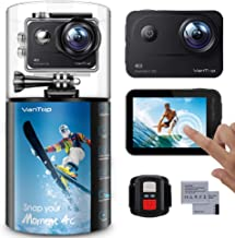 VanTop Moment 4C 4K/60FPS Action Camera with EIS, Sony...