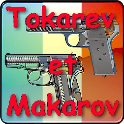 Pistolets Tokarev et Makarov expliqués