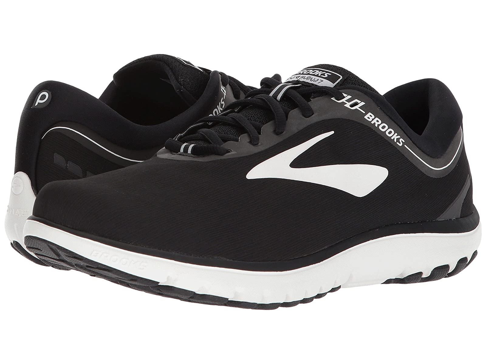 Brooks PureFlow 7Atmospheric grades have affordable shoes