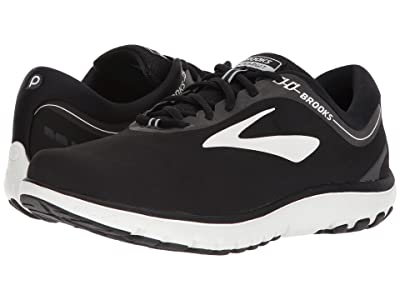 Brooks PureFlow 7 (Black/White) Men