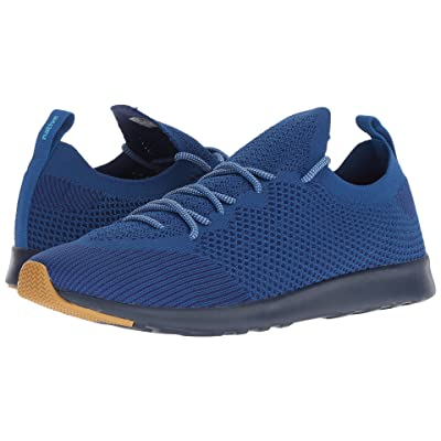 Native Shoes AP Mercury Liteknit (Victoria Blue/Regatta Blue/Natural Rubber) Athletic Shoes