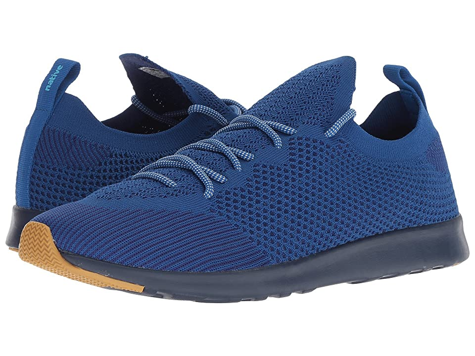 Native Shoes AP Mercury Liteknit (Victoria Blue/Regatta Blue/Natural Rubber) Athletic Shoes