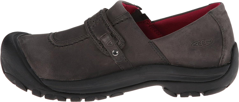 KEEN Womens Kaci Full-Grain Slip On Shoe
