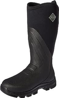 Grit Tall Soft Toe Men's Rubber Work Boot