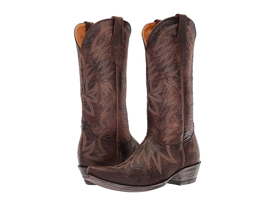 Old Gringo Moreen (Chocolate) Cowboy Boots
