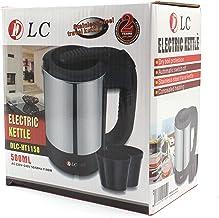 ELECTRIC KETTLE 0.5L DLC