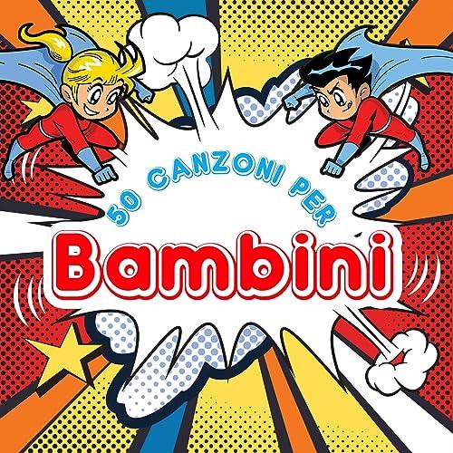 50 Canzoni Per Bambini Von Various Artists Bei Amazon Music Amazonde