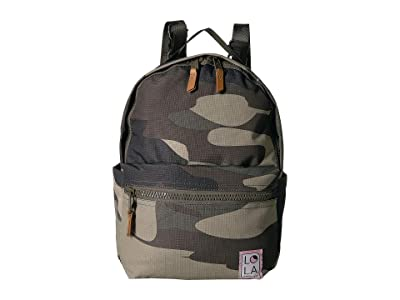 LOLA Starchild Medium Backpack (Camo) Backpack Bags