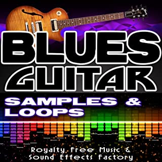 free blues guitar riffs