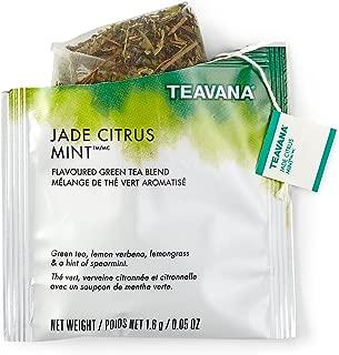 Teavana Jade Citrus Mint Full Leaf Sachets