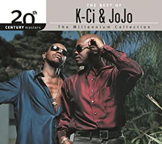 The Best Of K-Ci & JoJo 20th Century Masters The Millennium Collection