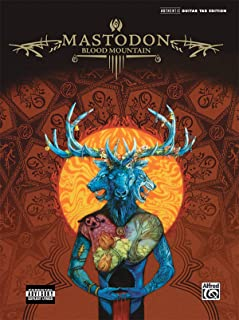 Mastodon -- Blood Mountain: Authentic Guitar TAB