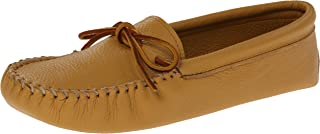 Men's Double Deerskin Softsole Moccasin