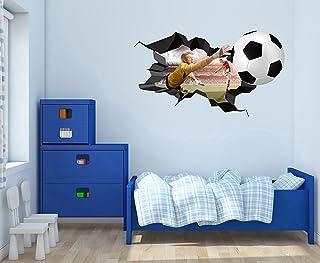 Soccer goalkeeper - Soccer Team - Wall Decal For Home...