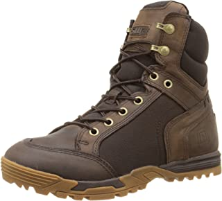 5.11 Tactical Men's Pursuit Advance 6-Inch Work Boots, RECON Footbed Stability, Style 12319