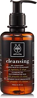 Best apivita cleansing gel for oily combination skin Reviews
