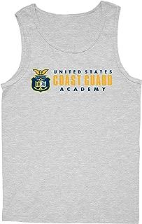 Official NCAA United States Coast Guard Academy Alumni Association Bears - PPUSCGAAA08 Mens/Womens Boyfriend Tank Top