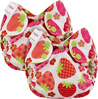 blueberry newborn simplex all in one diaper snaps