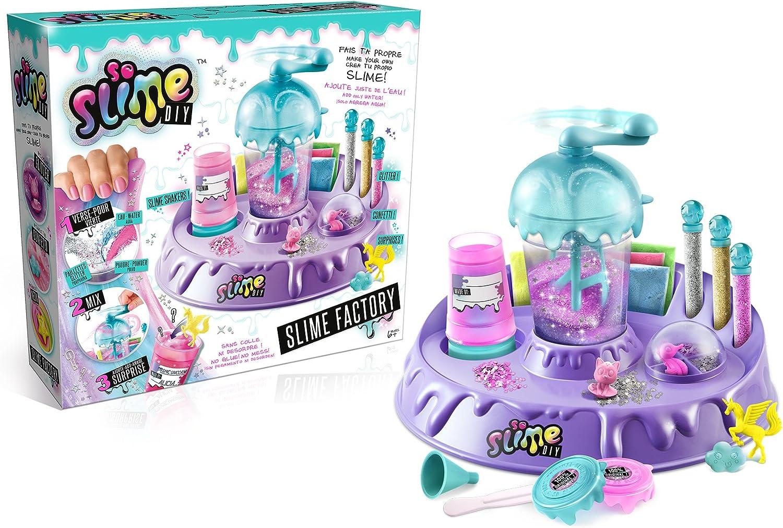 Unbekannt Canal Toys – ct35802 – Kreativset – Slime Factory B0749P4NJB | Starke Hitze- und Abnutzungsbeständigkeit