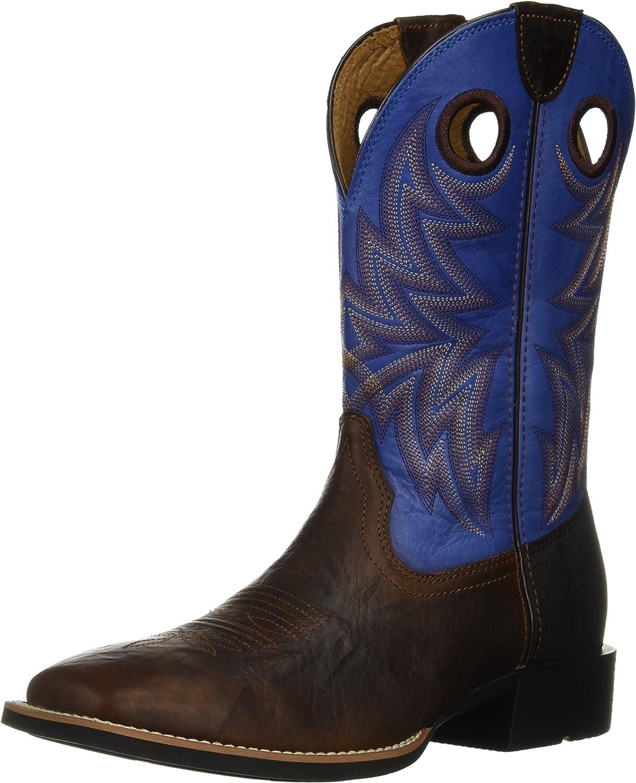 ARIAT Men's Heritage Cowhorse Western Boot