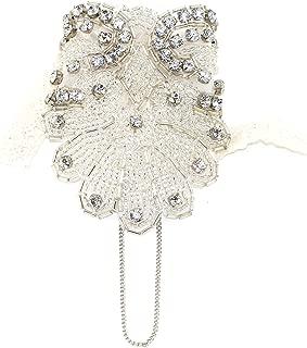Crystal Embellished Beaded Bracelet